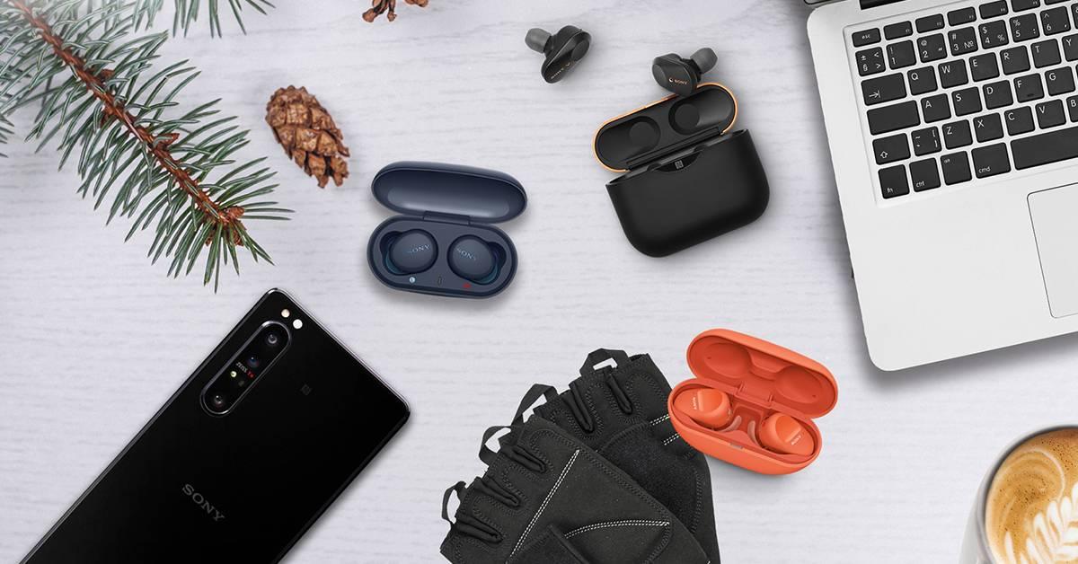 Sony年终耳机清仓大促销!无线耳机优惠高达60%!