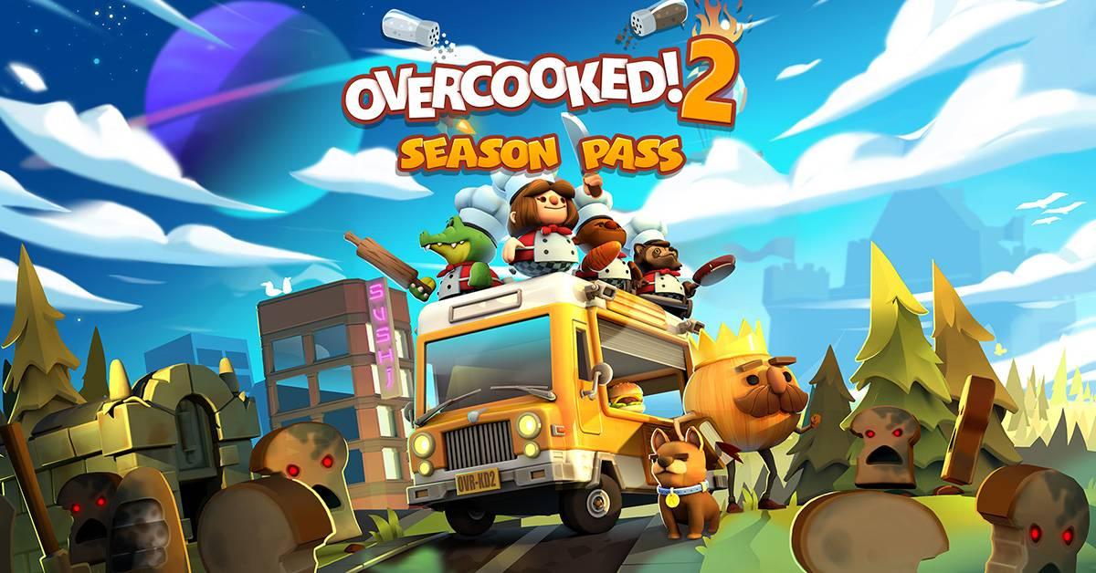 玩游戏千万不要走心!任天堂线上活动免费下载《Overcooked! 2》