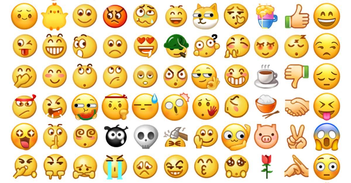微信经典emoji悄悄下线?网民惊讶,上热搜!