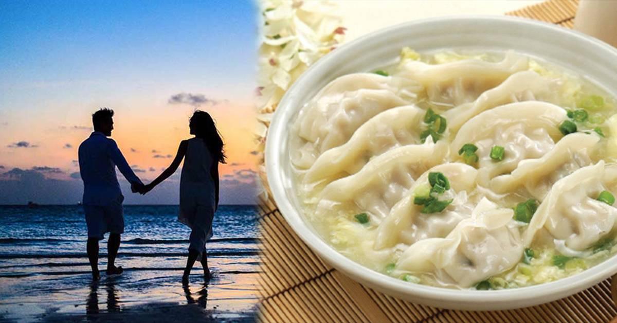 女友多吃2颗水饺讨RM2.30!男子吝啬行为让人傻眼!