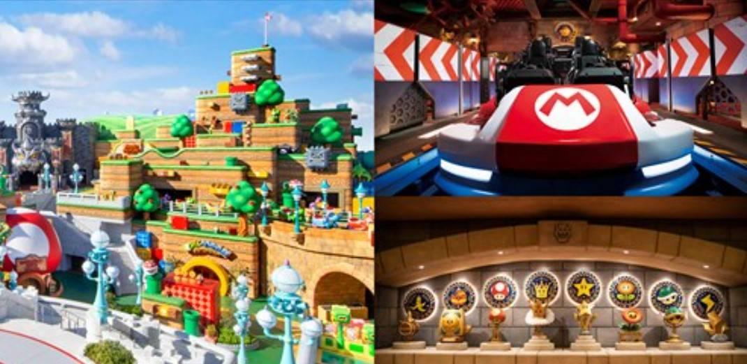 Mario咖啡馆抢先登场!任天堂主题乐园明年2月4日开业!