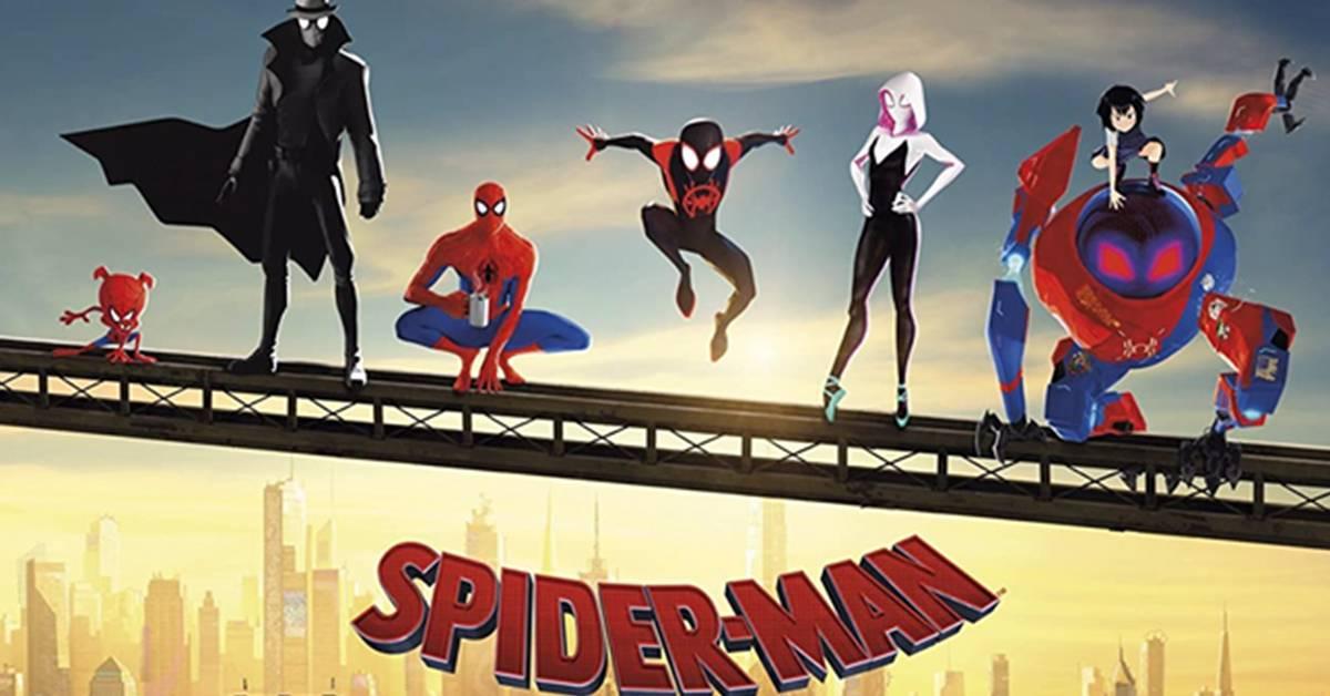 【观后感】描述蜘蛛侠的辛酸很值得一赞?《Spider-Man: Into the Spider-Verse》有这么好看?