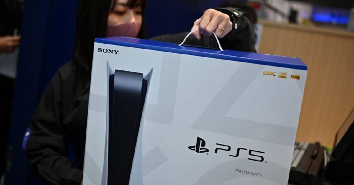 热潮已过?!PS5堆积如山没有人买!