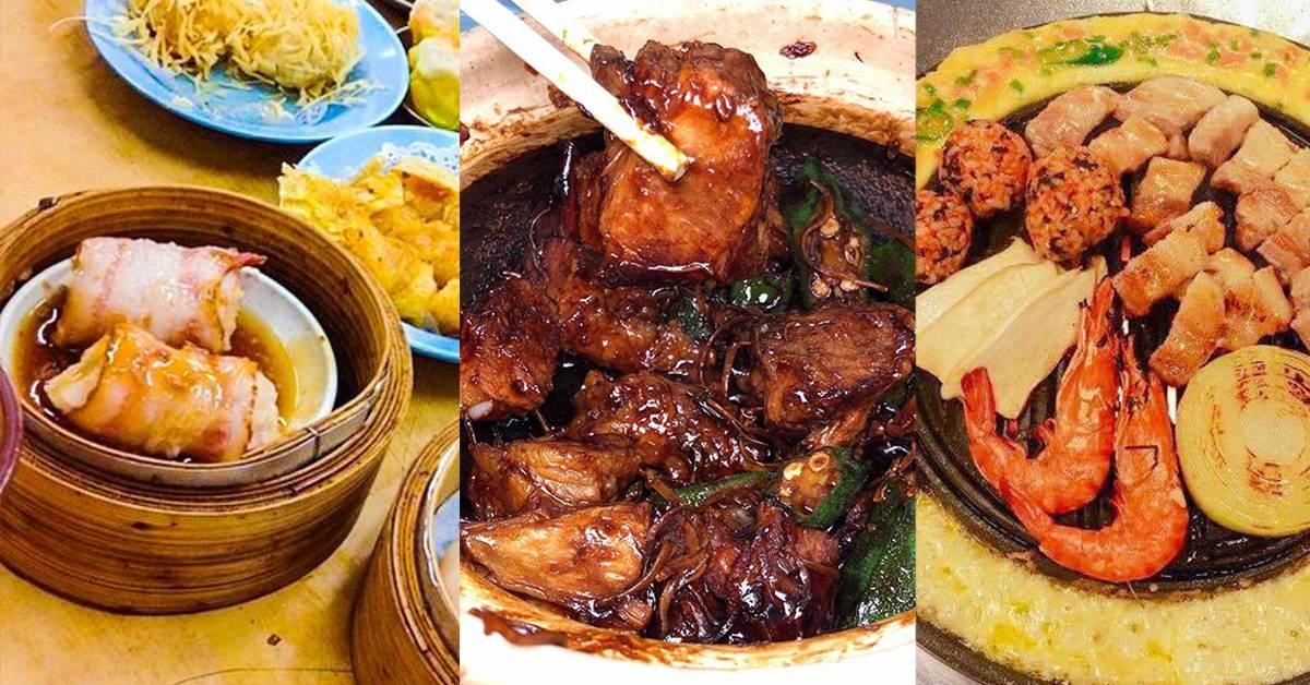 【Kepong Menjalara7家必吃餐厅】大马味超浓的地道美食+韩国Buffet肉任吃!