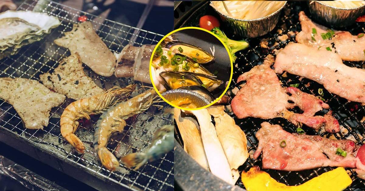 【雪隆区最值得去的日式烤肉店】从平民到豪华版烤肉,还有吃到饱Buffet!