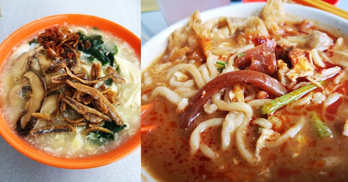【Kepong必吃老字号面条店】隐藏在住家的地道美味,浓郁汤头喝得超过瘾!