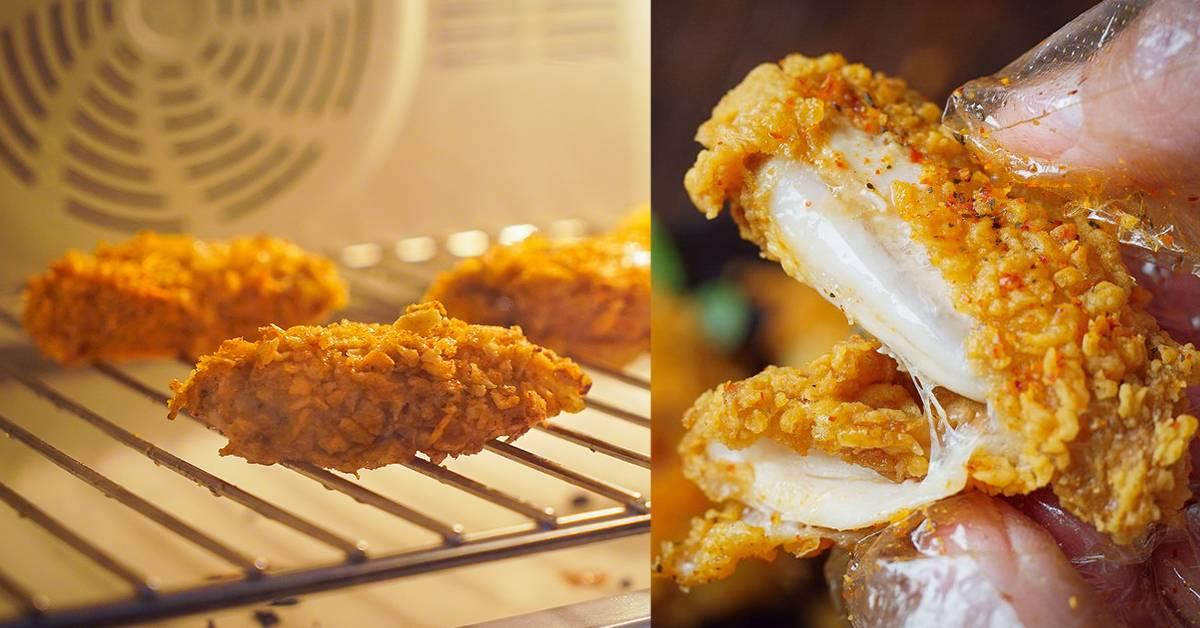 风靡中国网络的「薯片鸡翅」做法公开!比普通炸鸡更酥脆,被网民推爆到登微博热搜榜!