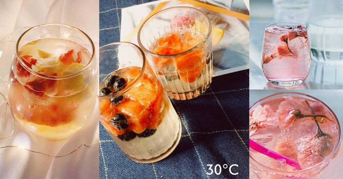 """【网上最火的5款水果酒调制法】汽水也能""""变""""酒,颜值超高特清凉!"""