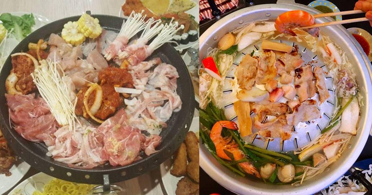 雪隆区只需RM 30就能任吃火锅!各国Style火锅+超薄肉片由你涮!