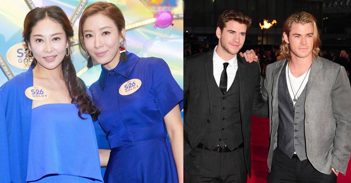 原来他们都是一家人!中美娱乐圈里的亲生兄弟姐妹合集, 明星基因太强大!