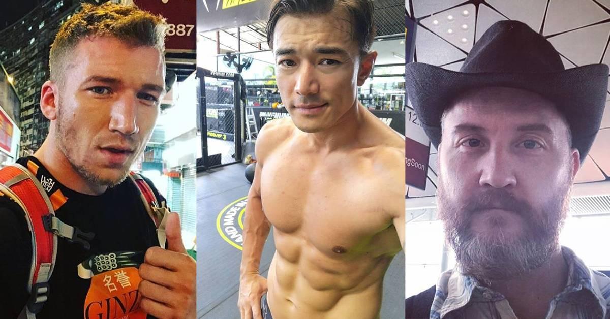 你一定看过的7位TVB外国演员!他的广东话标准到完全不输香港人!