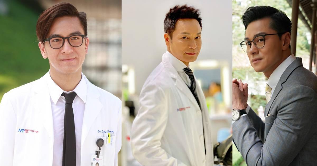 10位即将或超过50岁的TVB男演员!几乎每一位都超保养得极好!
