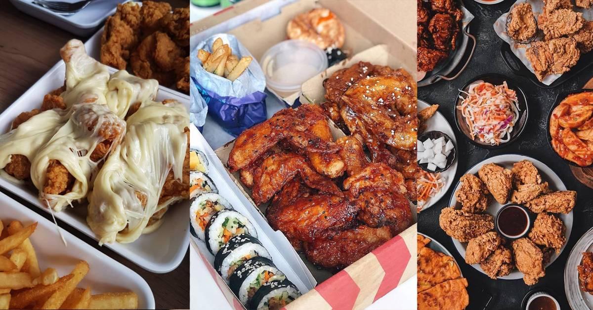 【5家雪隆区最新的炸鸡店】外皮咔滋脆裹Chesee,多种口味来自各国!