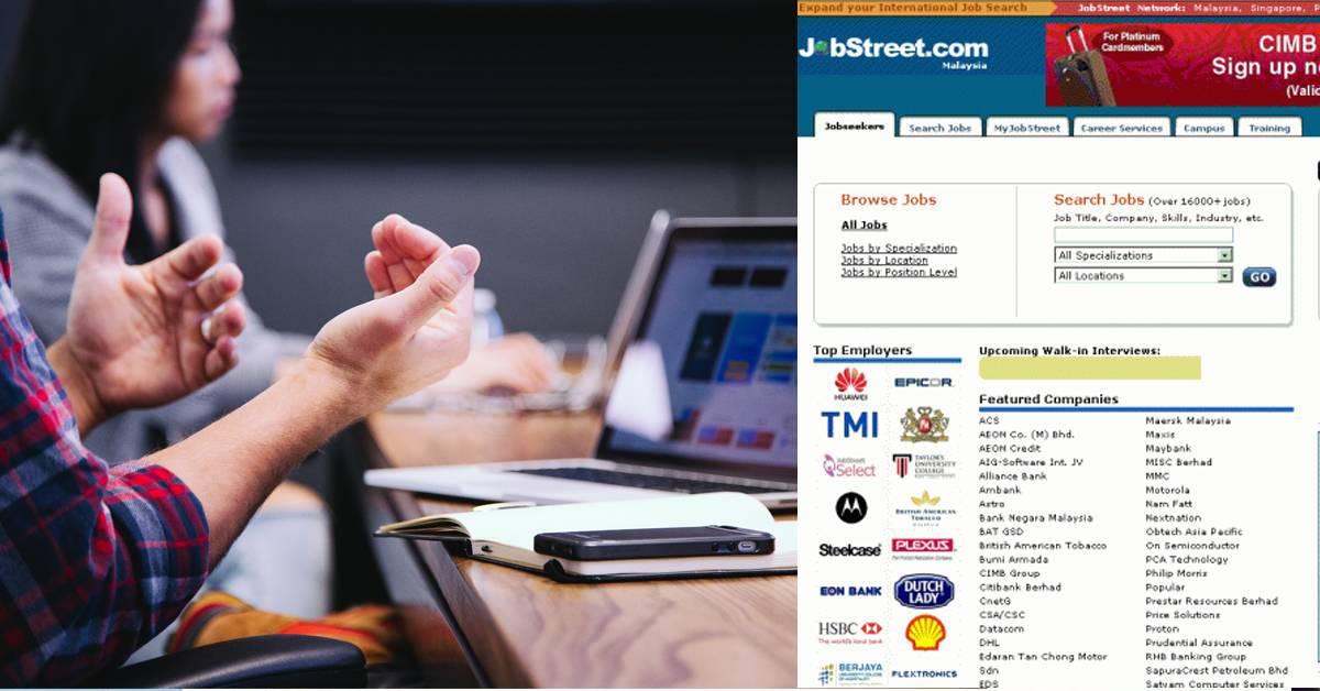 必知的5大马来西亚求职网站!超轻松的申请模式,成功率极高!