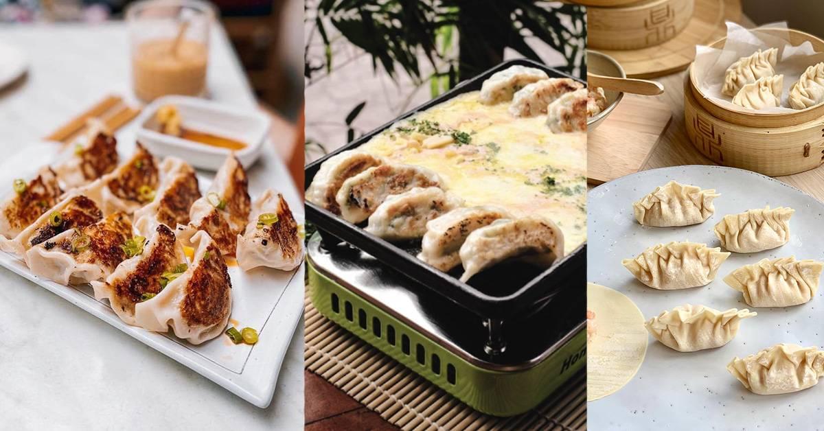 【雪隆区必去的5家饺子酒吧餐厅】喝啤酒一定要搭配美味的下酒菜饺子!