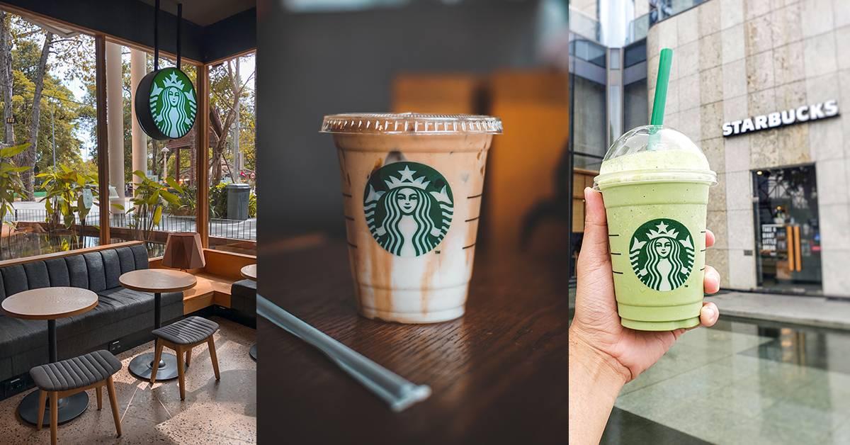 教你如何点Starbucks咖啡!新手零难度点饮品秘诀,以后不再尴尬!