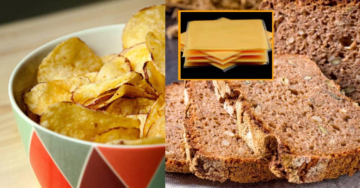 5种大马人超爱在超市购买的无营养食物!原来全麦面包糖分超高!