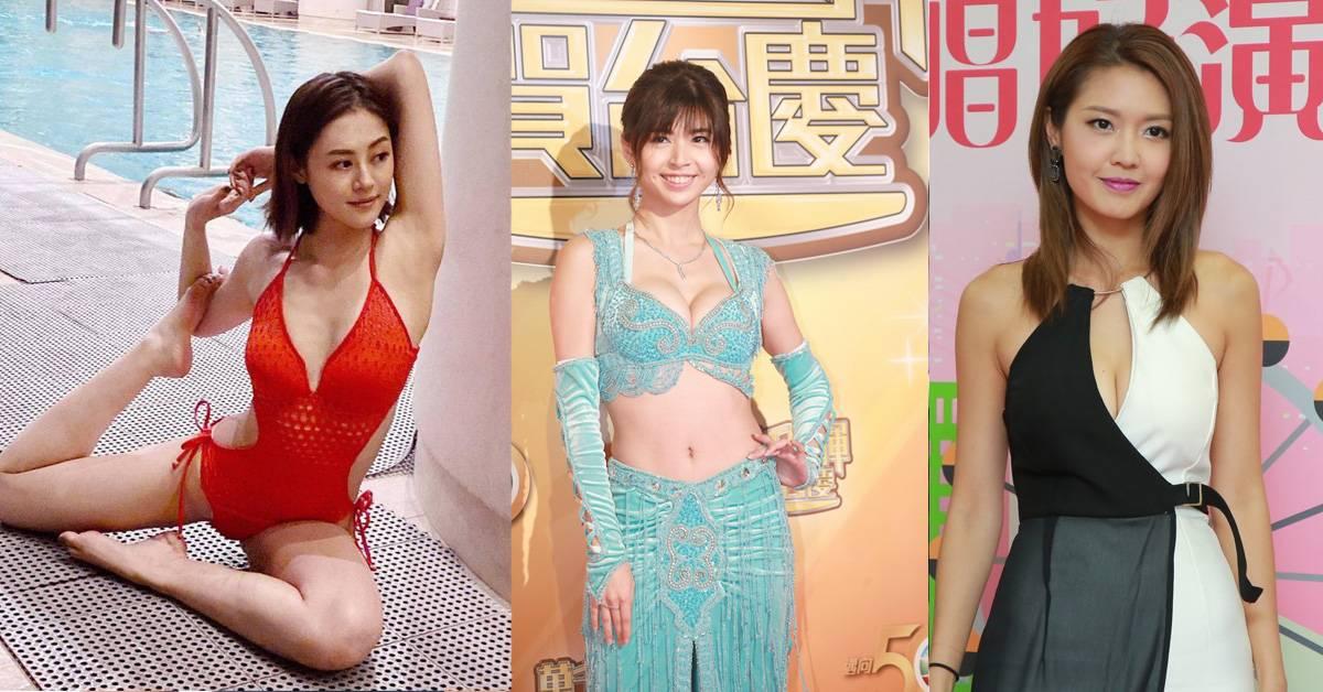 腰细长腿身材好! 6位身材绝佳的TVB女配角,都是宅男们的最爱!