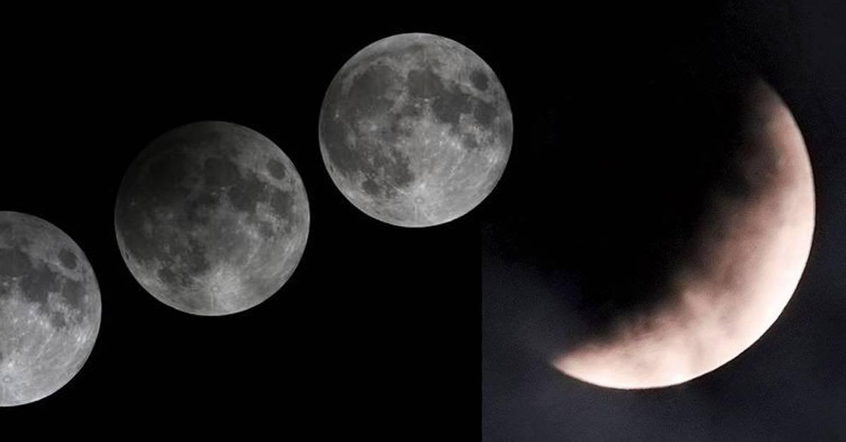 2020最后一次半影月食就在今日下午!想看就得抓紧时间!