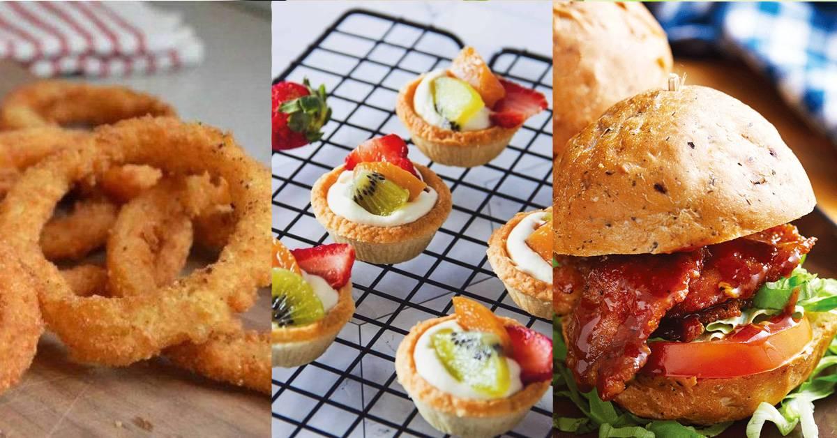 多种适合House Party的西式点心食谱!招呼客人必备,厨房小白也能做!