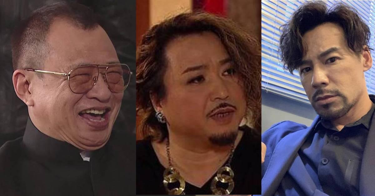 6位被耽误的TVB绿叶男演员!他们演技精湛,甚至比男主角更抢眼!