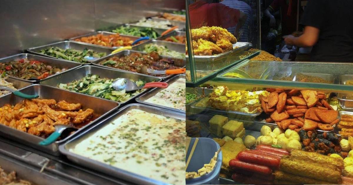 爱吃杂饭的朋友看过来!5大技巧教你用不超过RM5的价钱又能吃饱!
