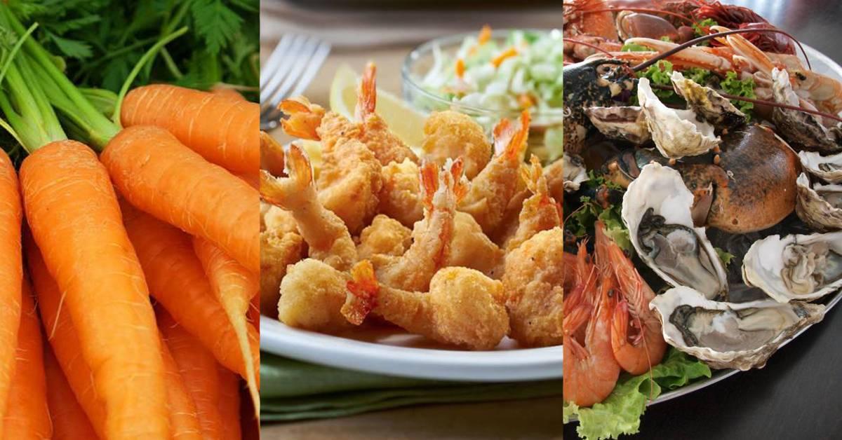 6种越吃皮肤越黑的食物!许多大马人爱吃的油炸食物也包含在内!