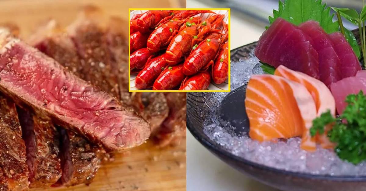 吃了容易滋生寄生虫的6种食物!有些是许多人去餐厅最爱Order的!