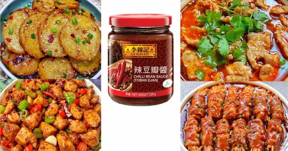 【一罐豆瓣酱可煮成的8种料理】麻婆豆腐里不可缺少的灵魂酱料之一!
