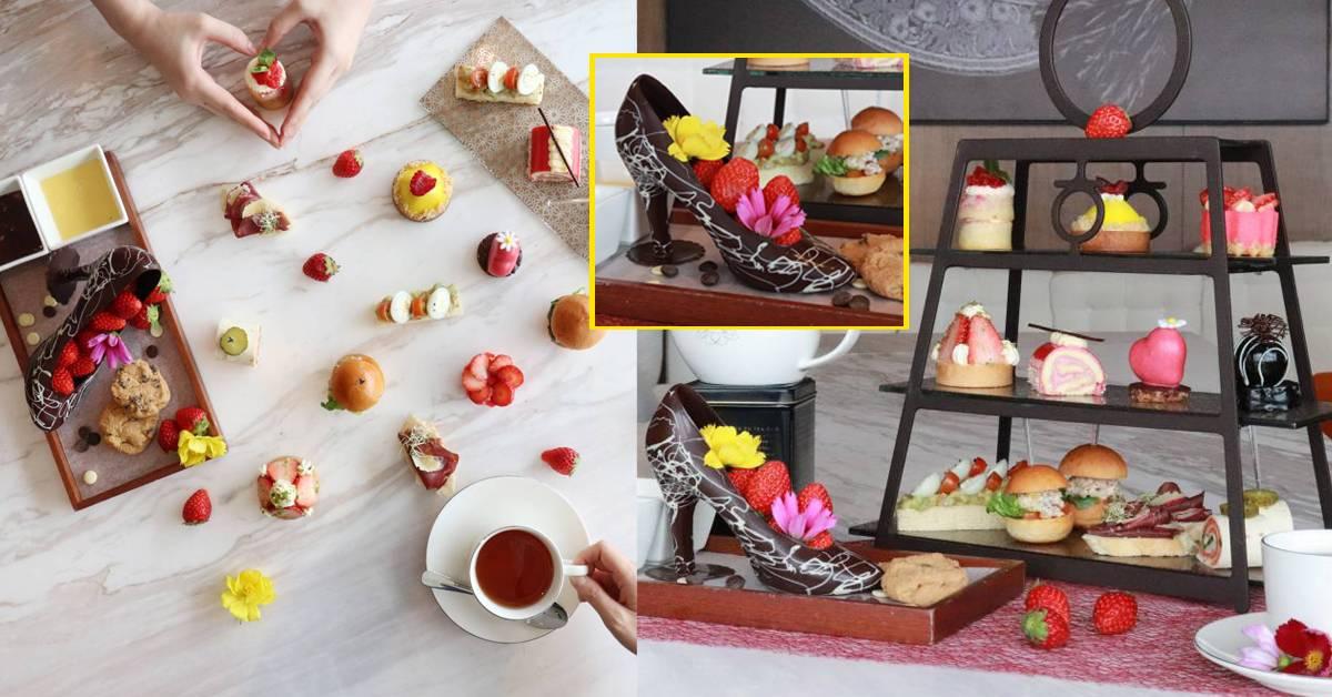 New World Petaling Jaya Hotel推出超精致的三层下午茶套餐!两人只需RM138!