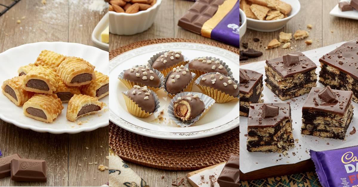每分享一款自制烘焙糕饼就能帮到人!Cadbury Dairy Milk透过此活动造福弱势群体!