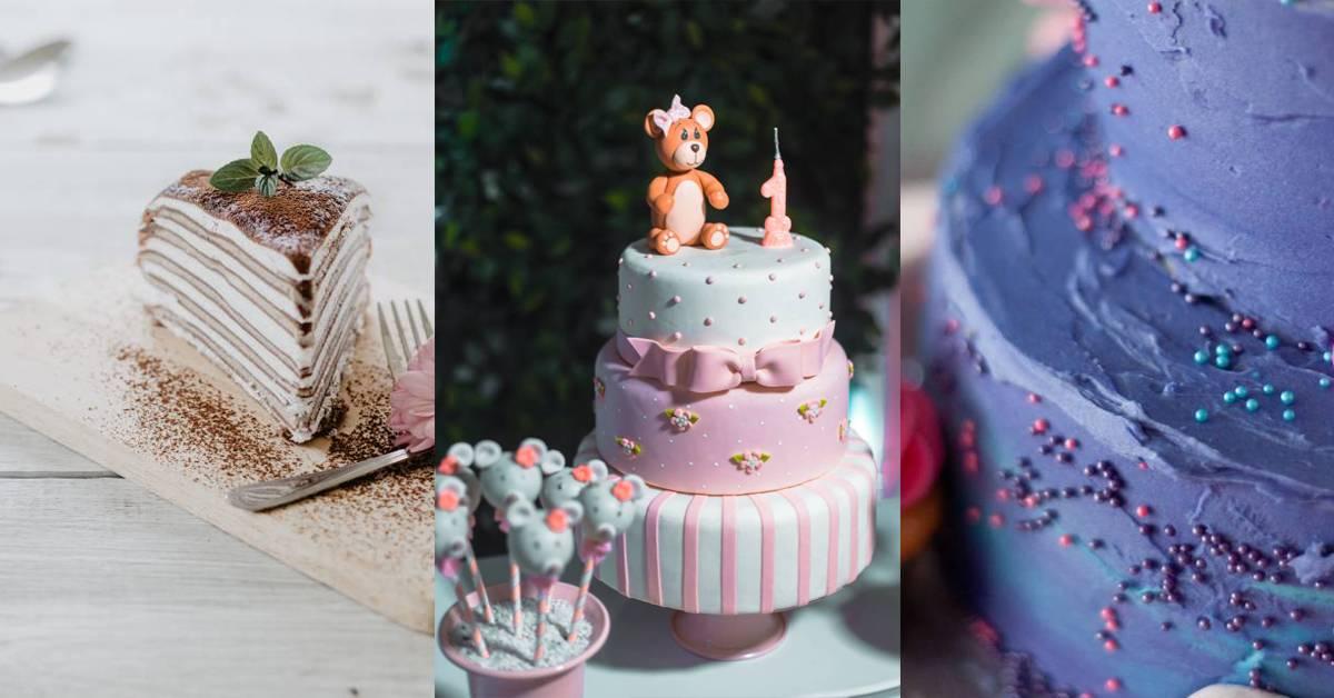 一文搞懂可送女生们的6种生日蛋糕类型!身份不一样,蛋糕也要不同!