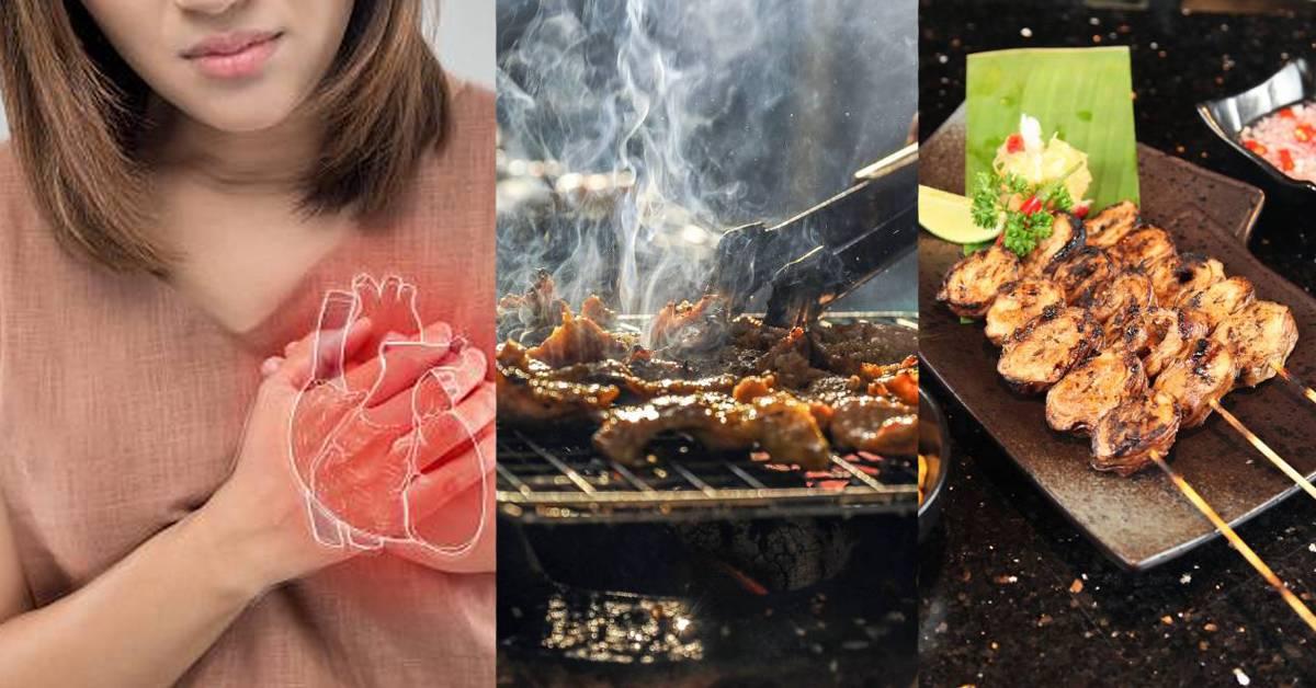 心脏病被誉为是人类生命的头号杀手!6种吃多了导致患上心脏病的食物!