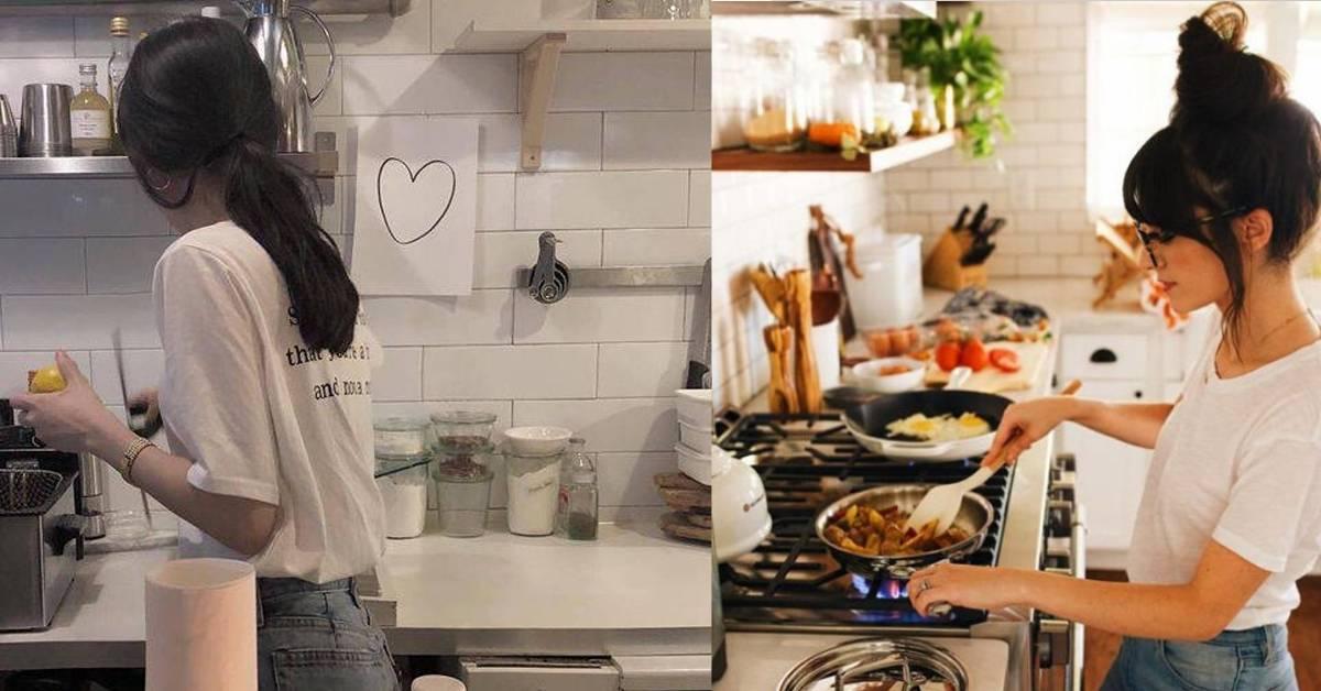 女生下厨时有这「6大细心举动」绝对娶得过!大马男生娶到简直三生有幸!
