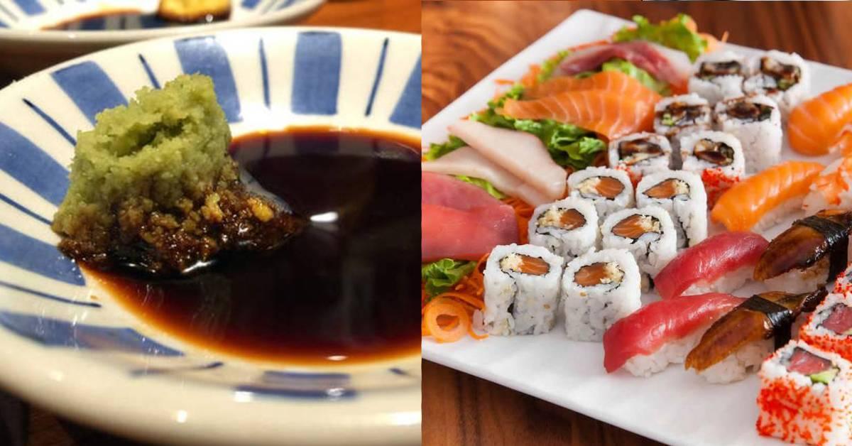 大马人吃寿司的6种Pattern!99%的大马人都爱这样吃,你肯定有中!