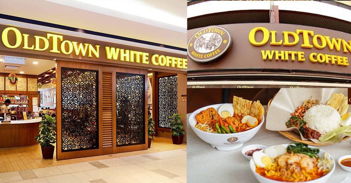 Old Town White Coffee连锁餐厅的6冷知识!由大马华人创立的Halal餐厅,还冲出国外!