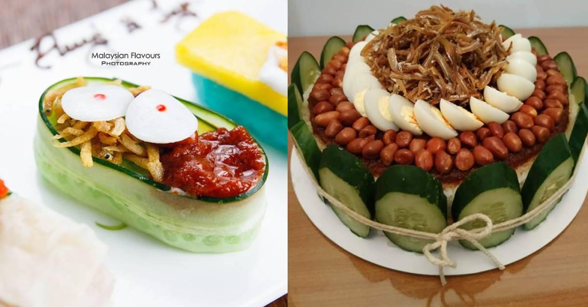 引发争议!原来经过一番包装的Nasi Lemak可以卖那么贵?!过百令吉的椰浆饭,你见过吗?