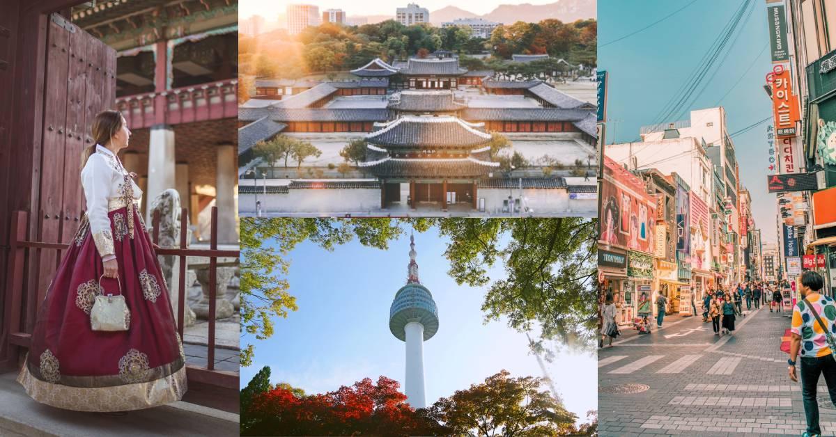 【2021韩国旅游节】8天6夜韩国游,价格仅从RM2,999起!让你体验一把当韩剧男女主的Feel!