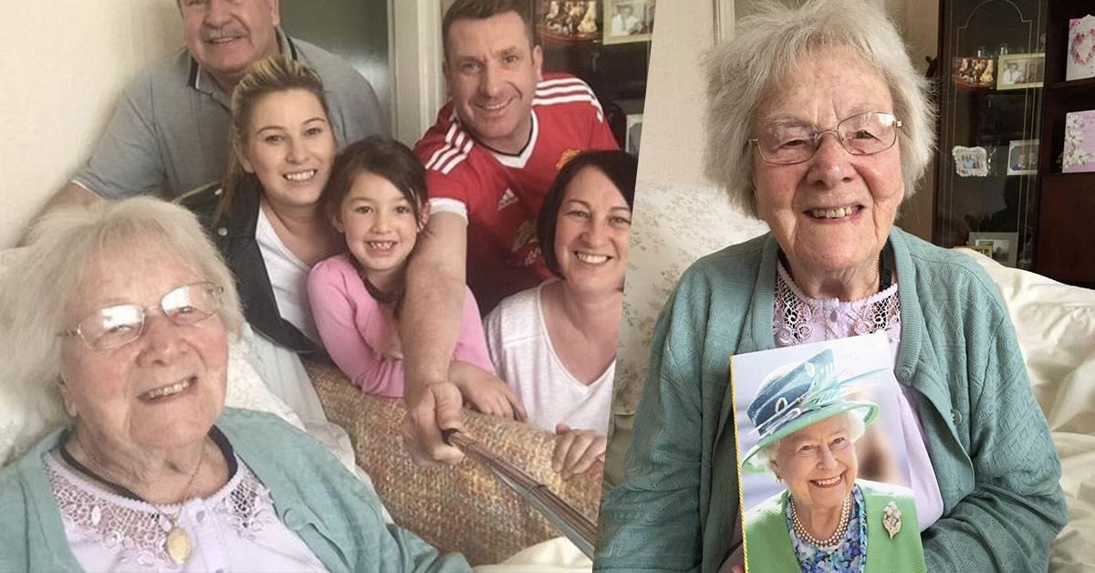 败给了冠状病毒!108岁老奶奶捱过两次世界大战及西班牙流感大流行!却在确诊一天后死亡!