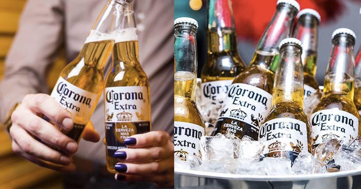 哦不,与冠状病毒撞名的Corona Beer被下令停产!