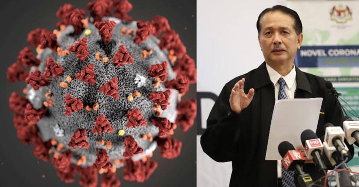 诺希山:病毒已经存在我们之中!劝大家行动限制令不出门是为了减少感染几率!