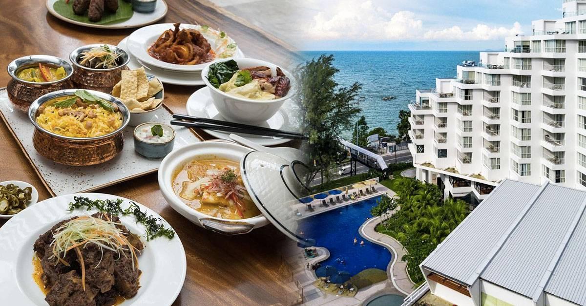 DoubleTree Resort by Hilton Penang限时优惠!5星级酒店房豪华享受+餐饮券只需RM199!