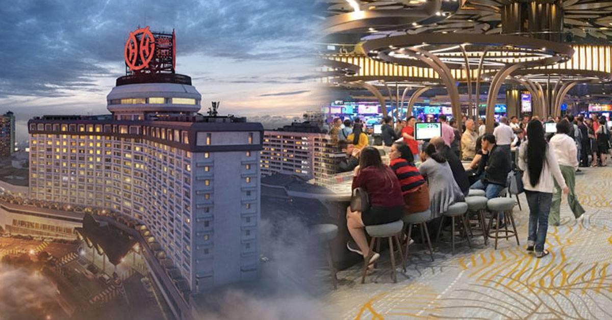 云顶终于敲定6月10日复业!餐厅、赌场、商店全部获准重开!