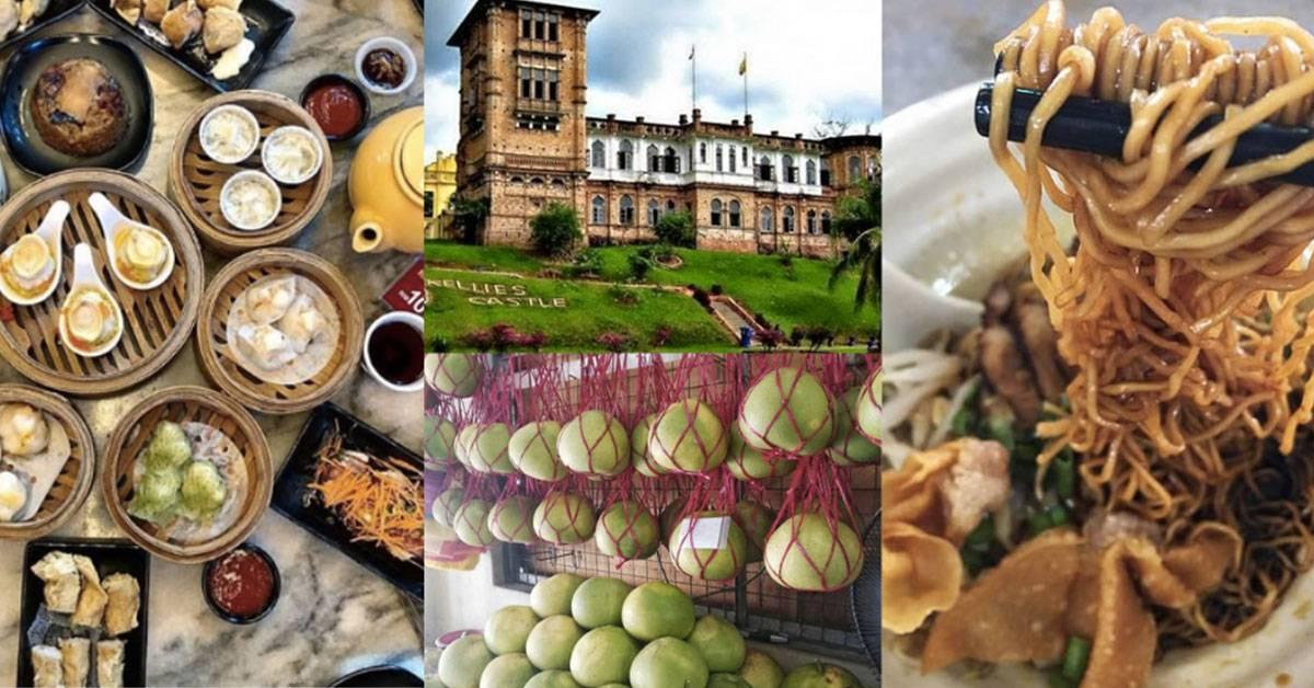 【盘点去怡保必做的40件事!】大马最具华人特色的小镇,特色美食和古迹古堡一网打尽!
