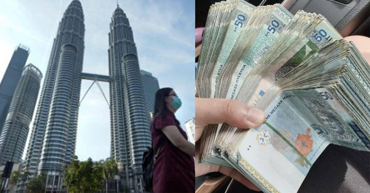 大马贫穷率出炉!最富有和最穷州属相差19%!华人平均收入RM9,895排名第一!