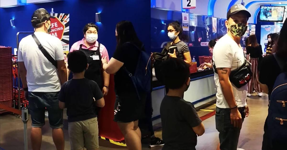 """新加坡男子骂Daiso店员跟他讲华语!网友神回复""""礼貌比任何语言都重要"""""""