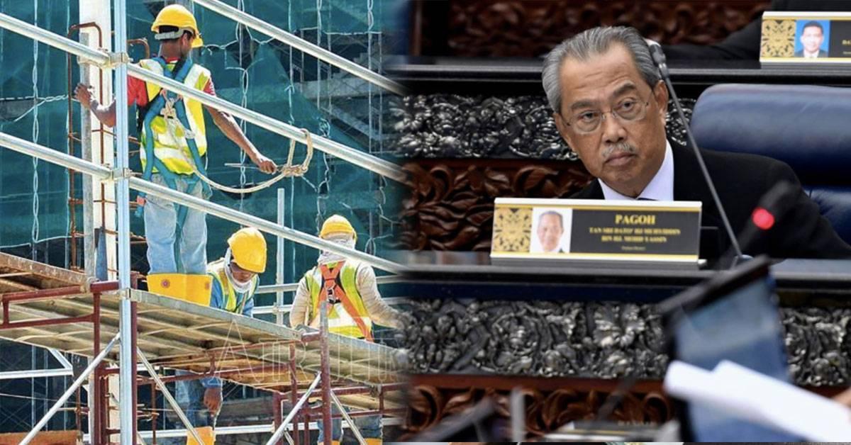慕尤丁:统计局预计今年86万人失业!预计10月会提呈长期经济计划!