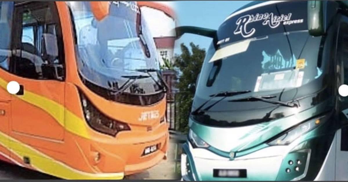 确诊者从KLIA2>TBS>关丹!关丹卫生局急追踪两辆巴士的乘客!