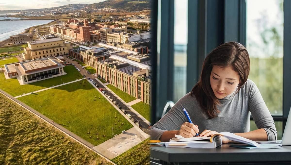 拥有百年历史、排名全英前25!英国Swansea University招生啦!