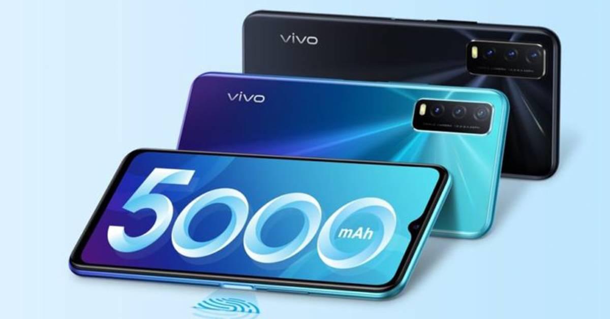 超大电池vivo Y20s登场!RM899就可以拿下,甚至更多!